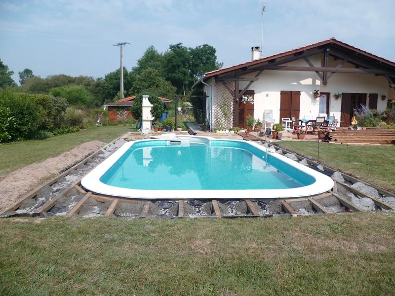 Douche En Bois Pour Piscine : r?cents confort de votre piscine foire de langon 12 et 13 avril
